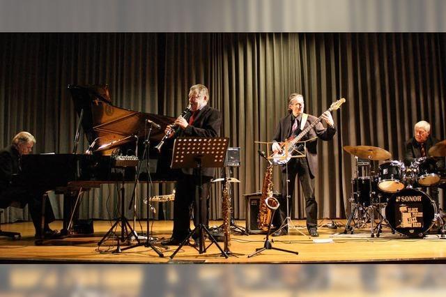 Black-Forest-Jazz-Band lässt Weihnachten schwungvoll ausklingen