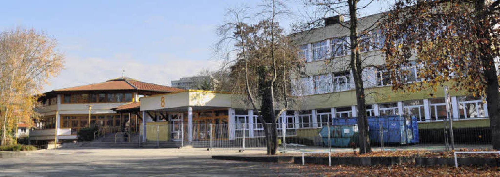 Die Umkircher Schule soll zum Bildungs...en Gemeindehaushalt 2012 beeinflusst.     Foto: julius steckmeister