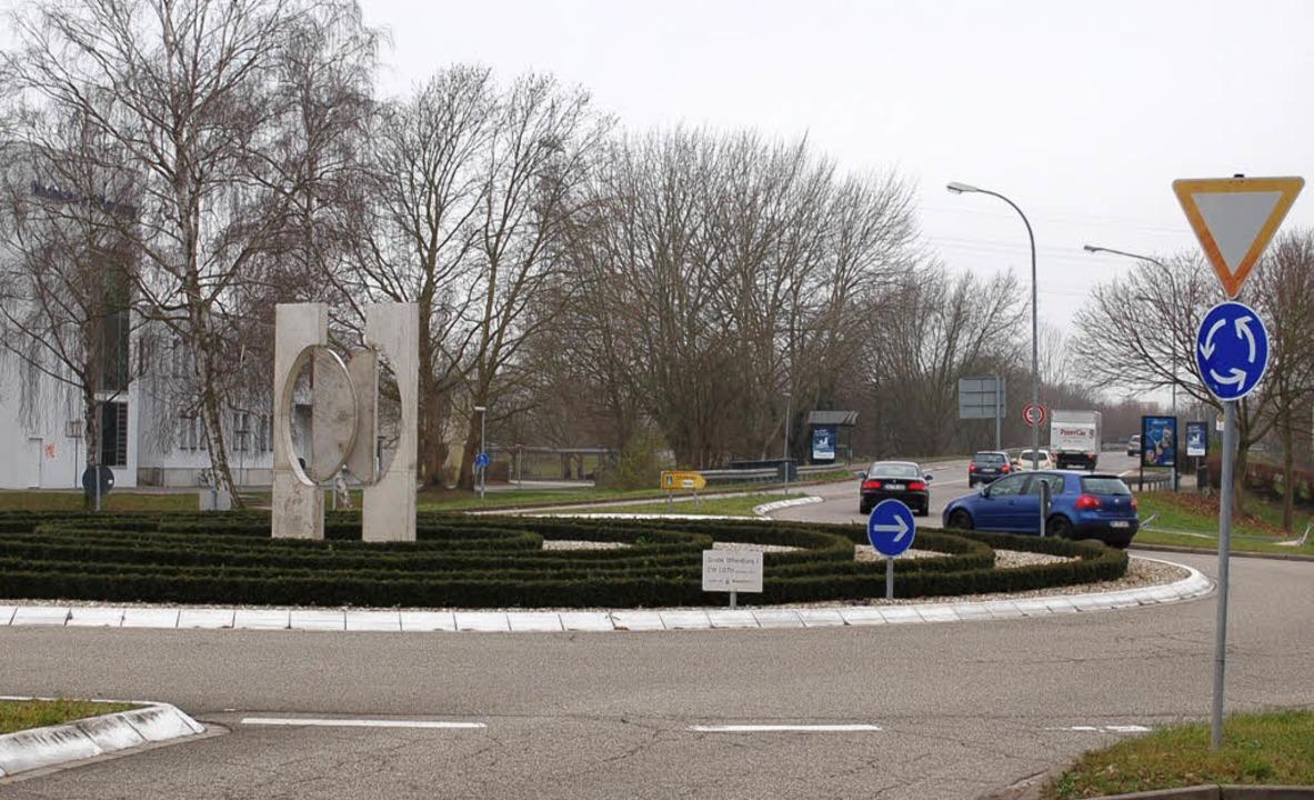 kreisverkehr hochschule  | Foto: hrö