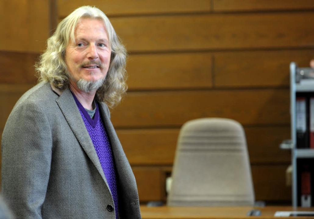 Wolfgang Beltracchi im Landgericht Köl...er  zu sechs Jahren  verurteilt wurde.    Foto: dpa