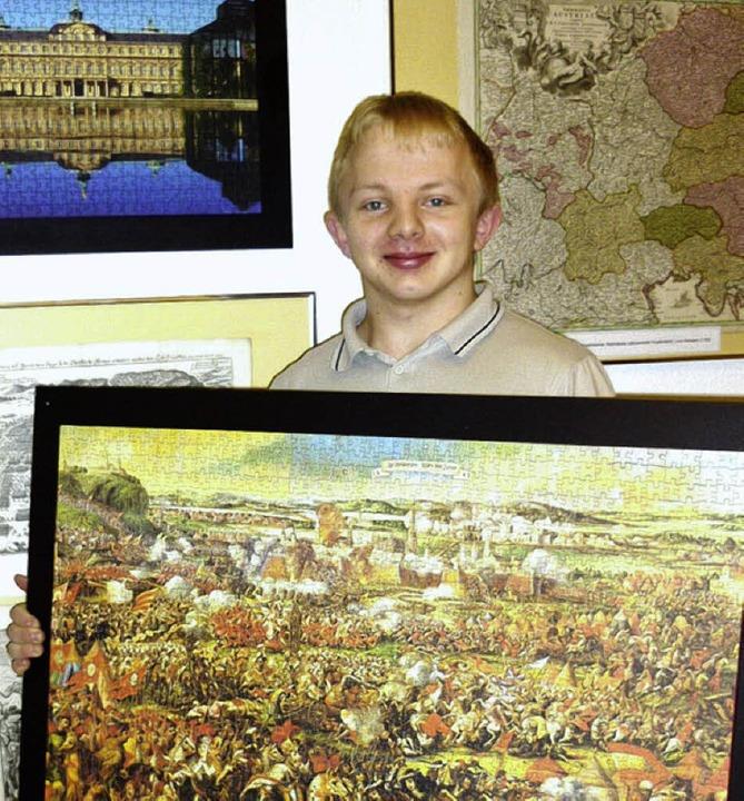 Die Minifossi gestalten die Türkenlouis-Dauerausstellung im Museum um.   | Foto: Minifossi AG