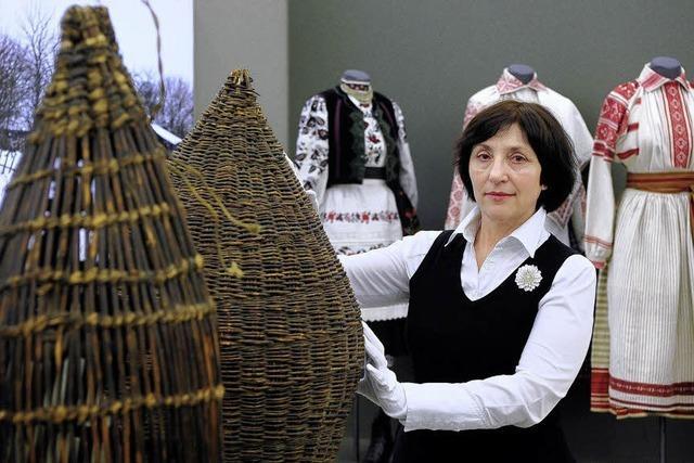 Tschernobyl-Ausstellung: Ludmila Bulhakova hat maßgeblich mitgewirkt