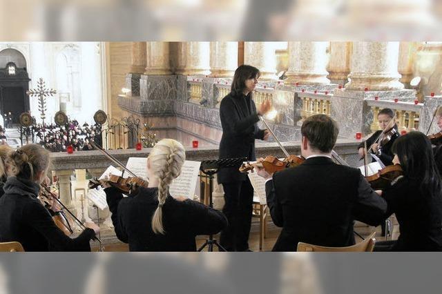 Hervorragende Musiker setzen Glanzlichter im Blasiusdom