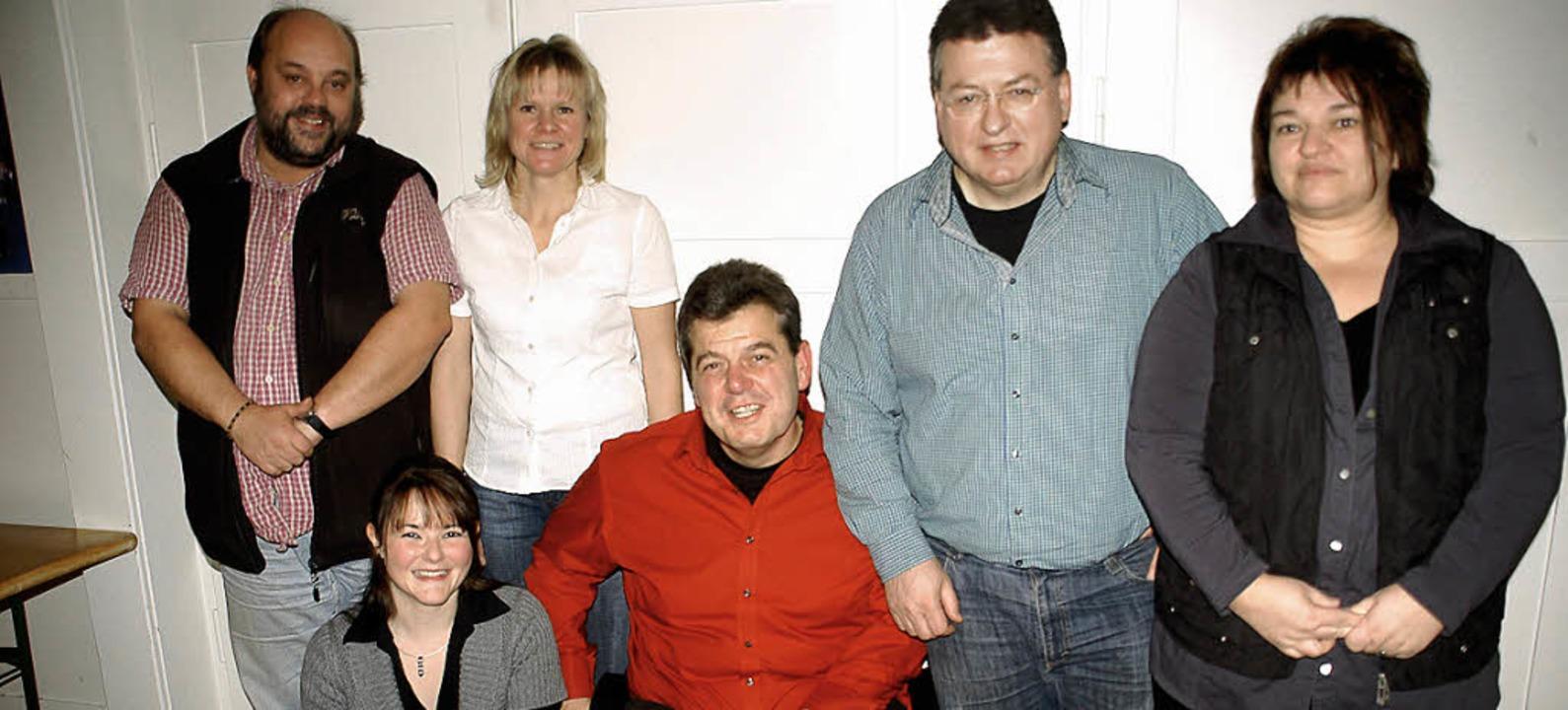 Der neue Vorstand des Fanfarenzugs Sch... Thomas Kluth und Christine Faschian.   | Foto: Verena Wehrle