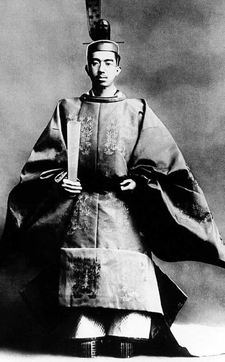 Kaiser Hirohito von Japan  | Foto: usage Germany only, Verwendung nur in Deutschland