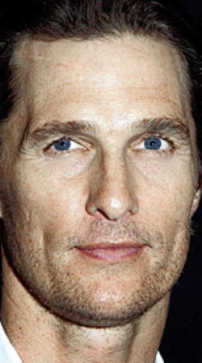McConaughey    Foto: dapd