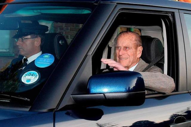Prinz Philip: Ungebremst ins Jubeljahr