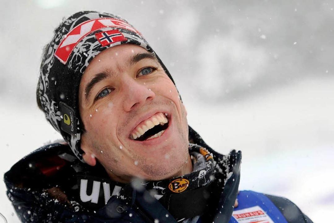 Anders Bardal    Foto: AFP
