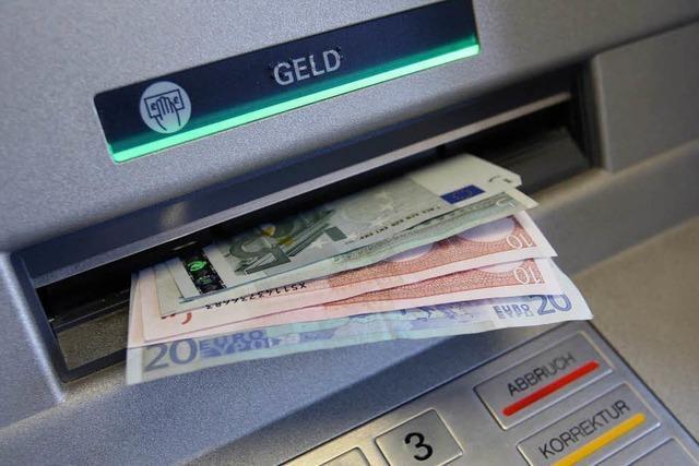 Geldautomat in Aldi-Markt geknackt