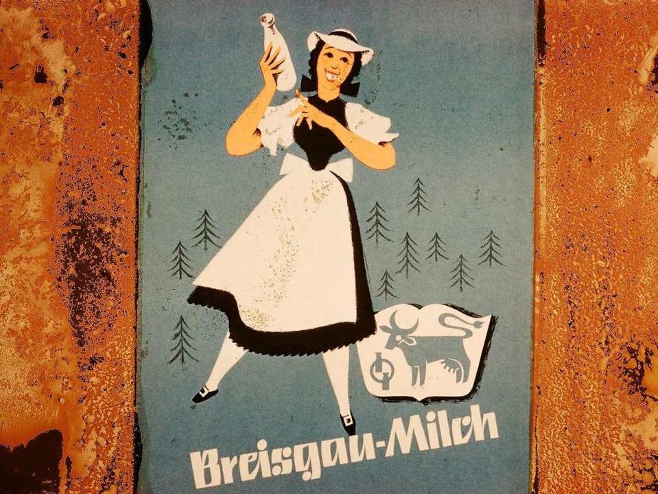 Die Milch macht's bei der Breisg...876. Heute heißt sie Schwarzwaldmilch.  | Foto: Breisgaumilch