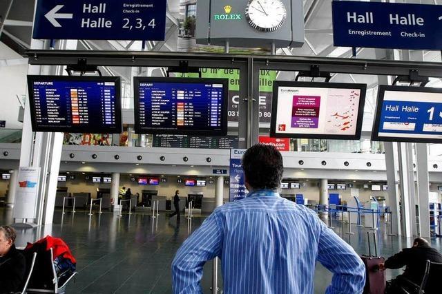 Mehr Passagiere am Euroairport als je zuvor