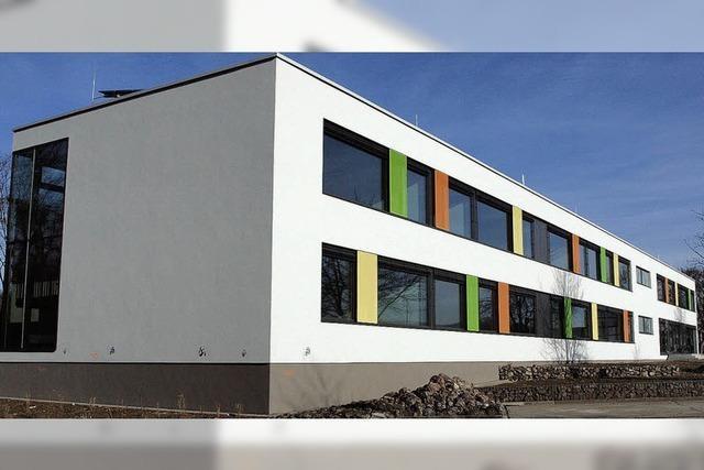 Neue Schule für 4,2 Millionen Euro