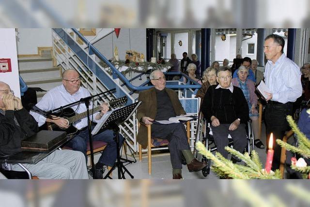 Mit Senioren für Senioren