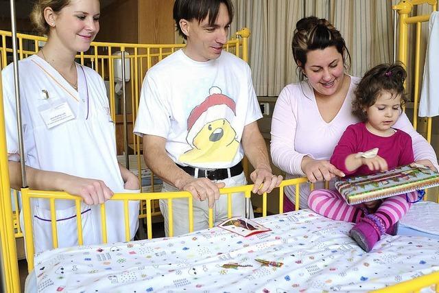 Hand in Hand für chronisch kranke Kinder