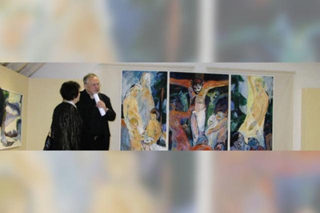 Picasso, Hauptmann und Holzschnitte zogen Tausende an