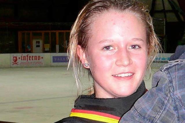 Eishockey: Herrischriederin spielt für die U15-Nationalmannschaft