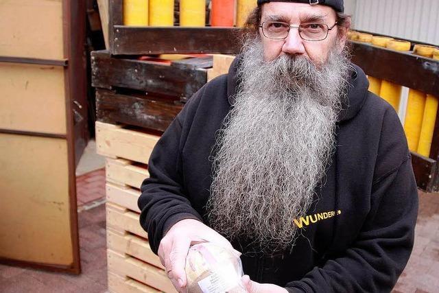 Pyrotechniker Wunderle: Den Kopf voll explosiver Gedanken