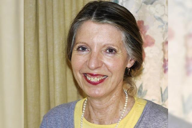 Gretel Lorenscheit vertritt als Prädikantin Pfarrer
