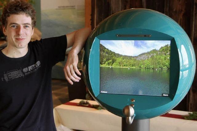 360-Grad-Gucki auf Schutzgebiete