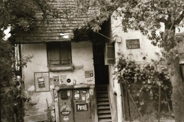 Ein Stück Dorfgeschichte