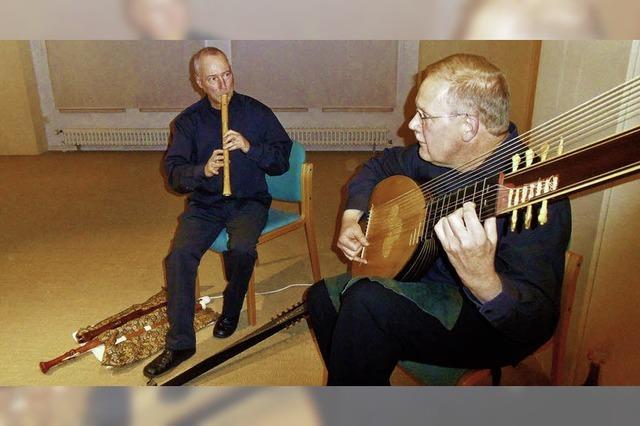 Reise in unbekannte Musiksphären