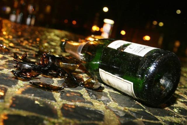 Alkoholverbot auf den Straßen von Straßburg, Colmar und Mulhouse