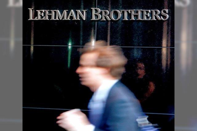 Lehman-Opfer könnten bald Geld sehen