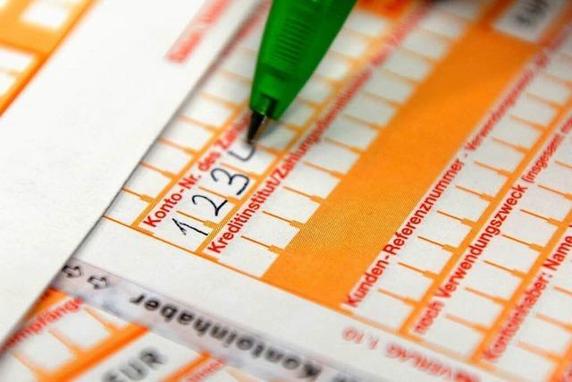 2012 fließt das Geld in Europa noch schneller