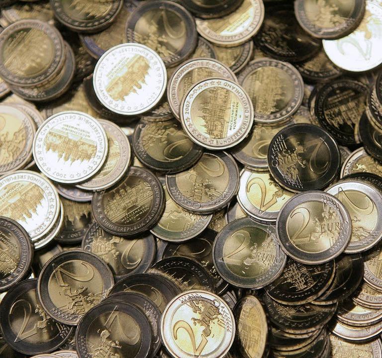 Einnahmen der Gewerbesteuer fallen höher als erwartet aus.  | Foto: dpa