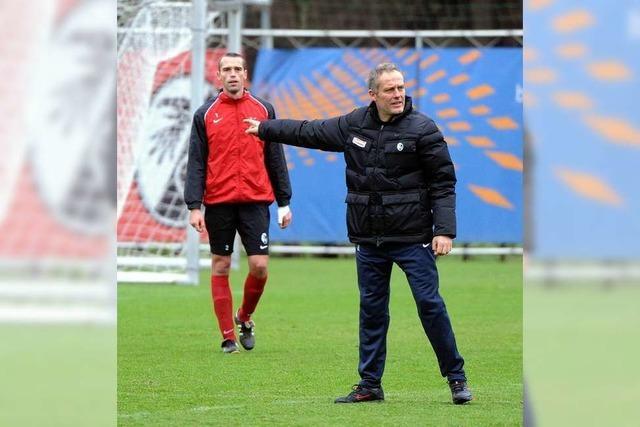 Fotos: Trainingsauftakt und Butscher-Abschied beim SC Freiburg