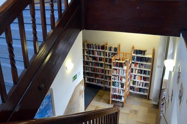 Die Stadtbücherei soll umziehen