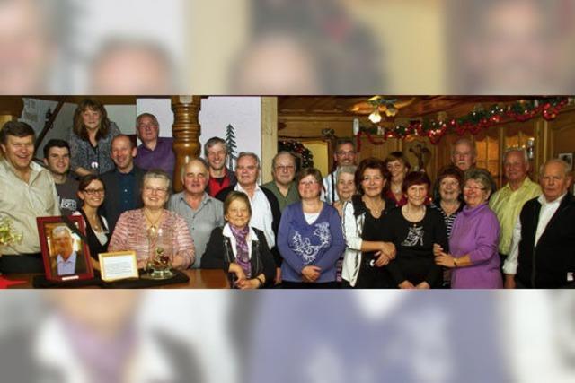 Miteinander gefeiert und das neue Jahr 2012 begrüßt
