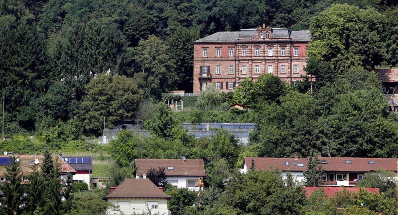 Für das Reichswaisenhaus am Altvater wird eine neue Zukunft gesucht.   | Foto: christoph breithaupt