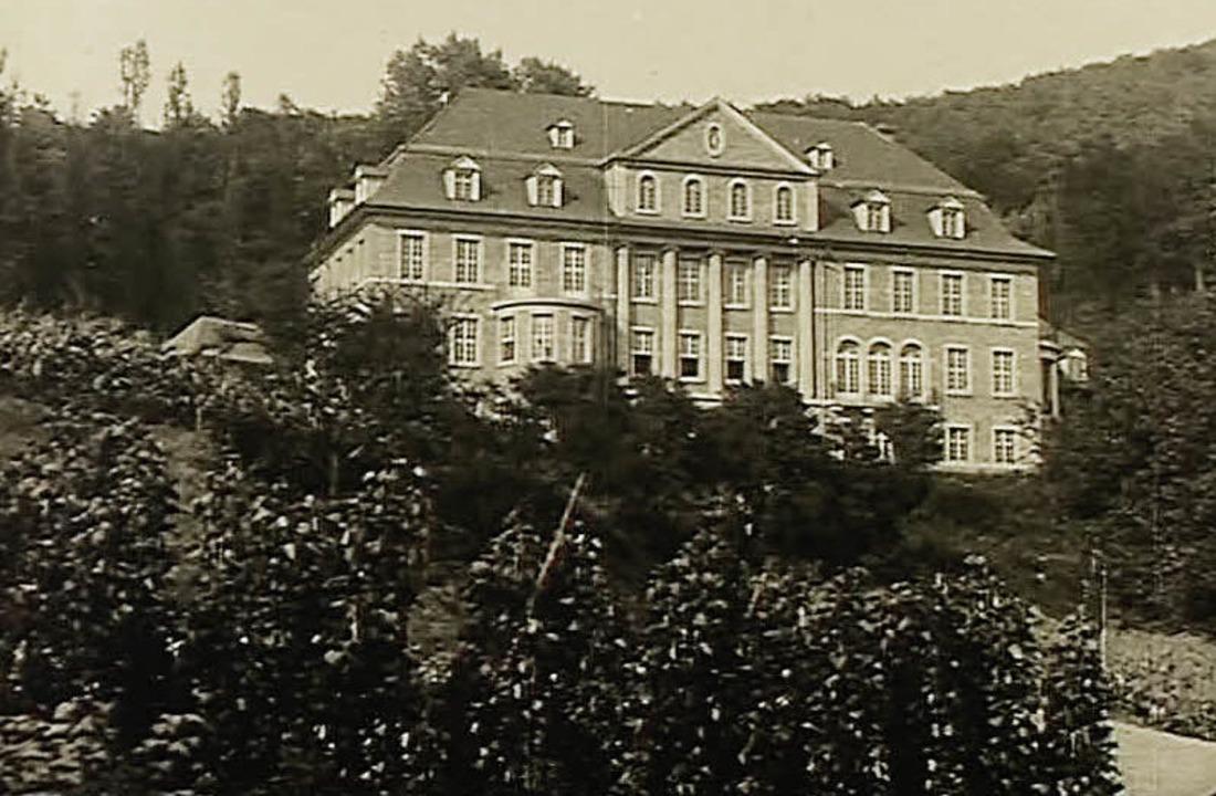 So präsentierte sich das  Lahrer Reichswaisenhaus im Jahr 1919.  | Foto: Unbekannt