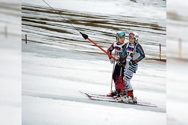 Olympiasiegerin startet am Notschrei