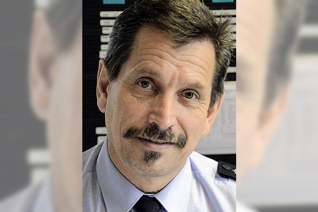 DER ANDERE BLICK: Der Polizeichef
