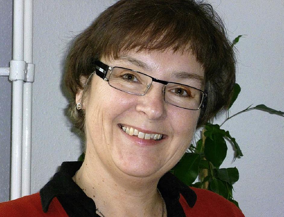 Gemeindeassistentin Ulrike Lebert    Foto: Gabriele Rasenberger