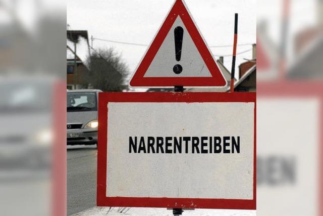 Oberkirch wird zum Narren-Tollhaus