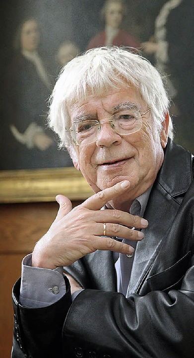 Renommierter Bach-Experte: Helmuth Rilling   | Foto: dpa
