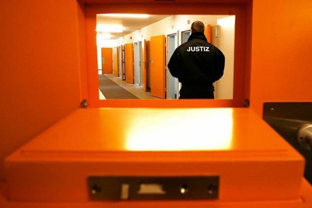 Sicherungsverwahrung wird in Freiburg konzentriert