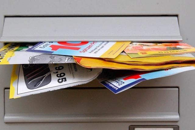 Urteil gegen Reklame im Briefkasten rechtskräftig