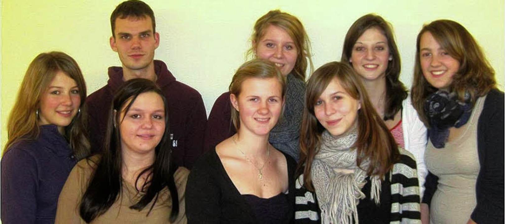 """Bei """"GreeFac"""" dabei (von h...anowski, Judith Bühler, Samira Zeidler    Foto: GGE"""