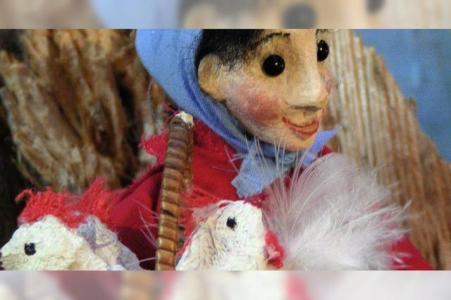 Marionetten erzählen lebendige Geschichten