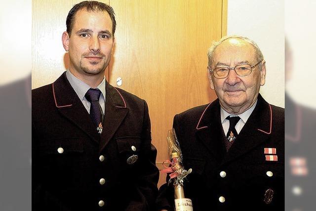 Feuerwehr Wyhl zieht Bilanz eines turbulenten Jahres