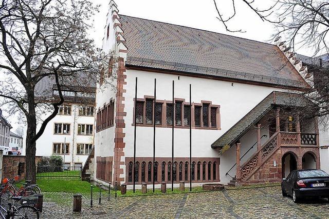 Die Gerichtslaube - ein Stück gebaute Stadtgeschichte
