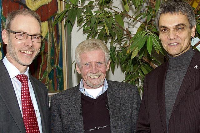 In St. Peter steht für 2012 die Turmsanierung an