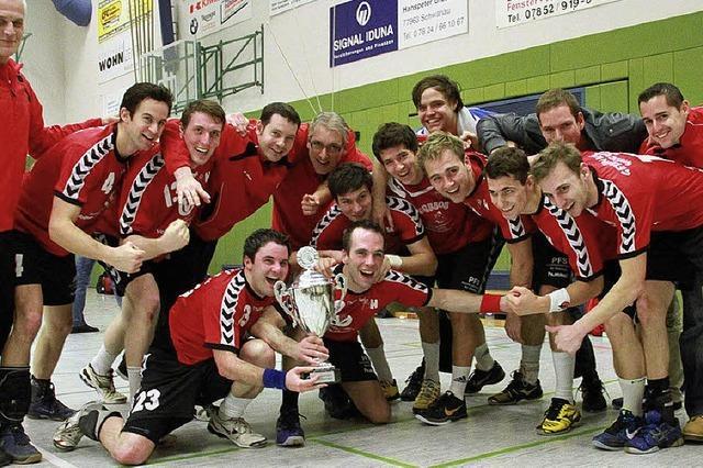 Husarenstück der Handballer aus Herbolzheim