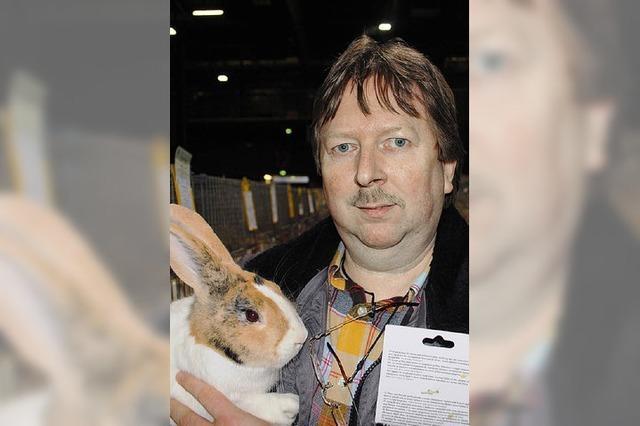 Offenburg war für zwei Tage Deutschlands größter Kaninchenstall