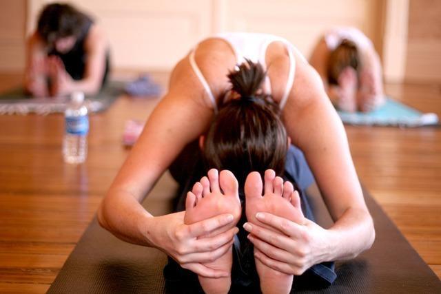 Yoga: Das innere Geplapper stoppen