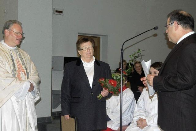 50 Jahre im Chor aktiv